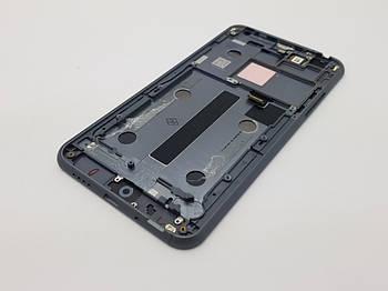 С дефектом. Дисплей Meizu MX4 модуль черный Сервисный оригинал (переклеен)