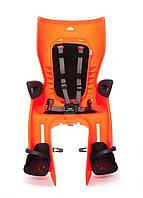 BELLELLI Summer Standart B-fix Дитяче велокрісло до 22 кг SAD-22-87 помаранчеве
