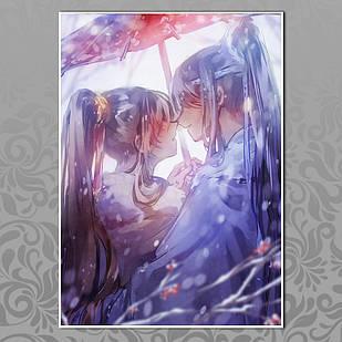 Плакат Аниме Mo Dao Zu Shi 08