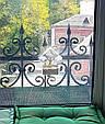Кормушка для птиц на окно на присосках акриловая Теремок, фото 6