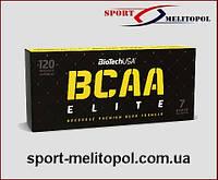 BioTech BCAA Elite 120 капс