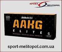 BioTech AAKG Elite 120 капс