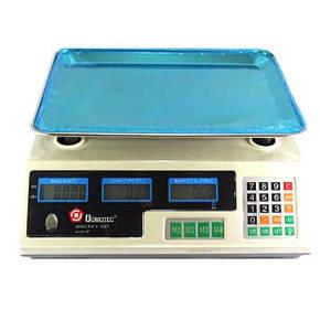 Торговые весы Domotec MC-228 50 кг, фото 2
