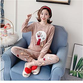 Жіноча піжама Котики