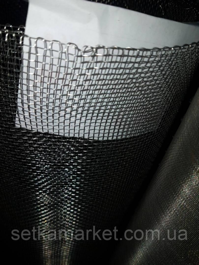 Тканая Оцинкованная, Ячейка 2.0  мм., Проволока 0,5 мм.