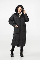Зимняя куртка М0054 (Черный), фото 1