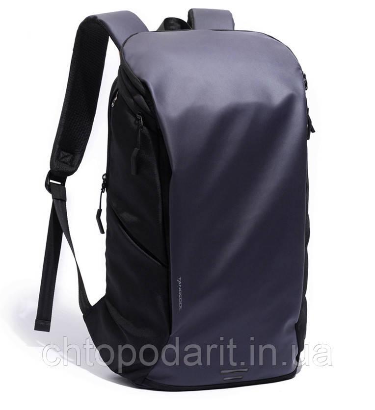 Дорожный рюкзак Tangcool высококачественный городской рюкзак синий Код 15-0045
