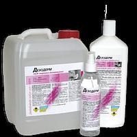 Дезодерм - спиртовый антисептик для рук и кожи