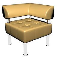 Угловая секция дивана Тонус,  60*60*70, к/з разные цвета