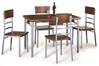 Комплект (стол и 4 стула) Play