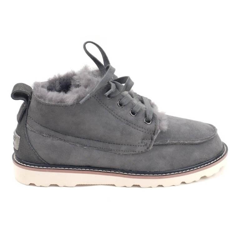 "UGG DAVID BECKHAM BOOT ""GREY"" Арт. 0610"