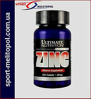 Ultimate Nutrition ZINC 30 мг 120 таб.