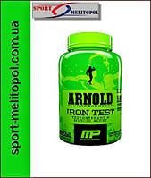 MusclePharm  Arnold  Series Iron Test 90 капс