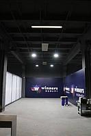 Зональное отопление помещения для проведения турниров по настольному теннису 2