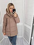 Женская куртка плащевка на 200 силиконе размер: 42, 44, 46, 48, фото 6