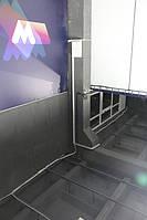 Зональное отопление помещения для проведения турниров по настольному теннису 1