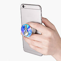 Попсокет (Popsockets) тримач для смартфона БТС (BTS) (8754-1063)