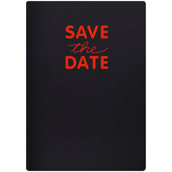"Щоден. A5 ""Brunnen HK"" недат. Агенда Flex Neo Save the date №73-796 71011"