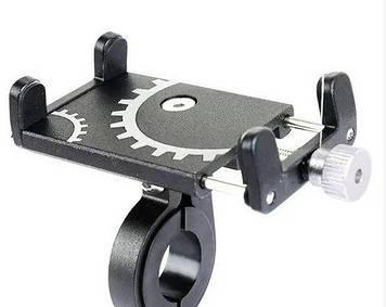 Велосипедний тримач для телефону алюміній №BG-087