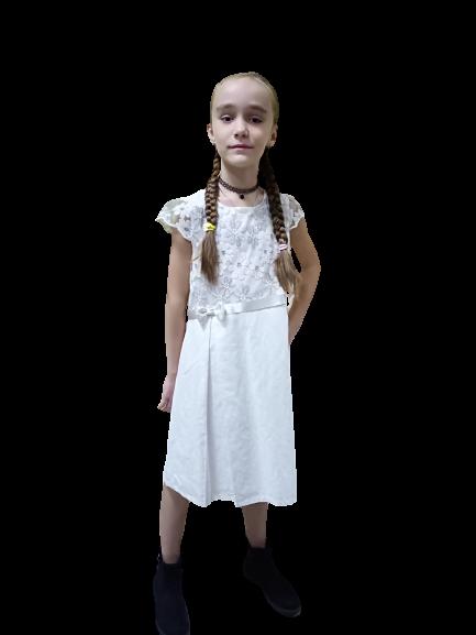 Платье для девочки Boboli DK494/000 рост 116