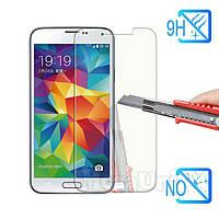 Защитное стекло для экрана Samsung Galaxy S5 mini G800 твердость 9H, 2.5D (tempered glass)