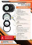 Светильник светодиодный для высоких потолков ЕВРОСВЕТ 200Вт 6400К EB-200-04 20000Лм LINER, фото 4