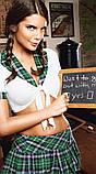 Эротический костюм учительница школьница сексуальное белье эротическое белье, фото 2