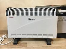 Электрический конвектор Domotec MS-5904 (2000 Вт) обогреватель с термостатом