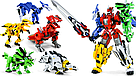 """Робот трансформер """"Dragon force"""" (Желтый) трансформируется в динозавра    , фото 5"""