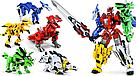 """Робот трансформер """"Dragon force"""" (Белый) трансформируется в динозавра    , фото 5"""