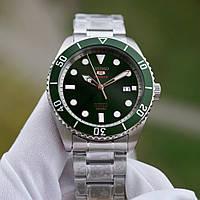Часы Seiko 5 SRPB93K1 Green Dial Sports Automatic, фото 1