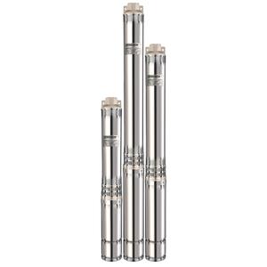 Скважинные электронасосы Насосы плюс оборудование 100SWS2-55-0,45