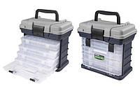 Ящик Fishing ROI з пластиковими коробками 270*180*265 MB9330 4*(230*125*35)