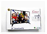 Телевизор COMER 24 Smart E24 DM1100 (Смарт телевизор Комер Андроид), фото 2