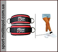 Power System-3410 Ремни для тяги. Лямки на ноги.