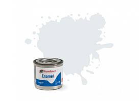 Хром сильвер металлик. Краска эмалевая для сборных пластиковых моделей, 14 мл. HUMBROL 191