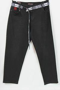 Турецкие женские темные джинсы больших размеров 56-64