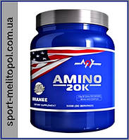 MEX Nutrition USA Amino 20K 500 г
