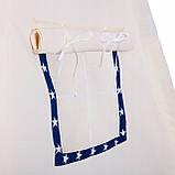 Детская палатка (вигвам) Springos Tipi XXL TIP08 White/Blue, фото 4
