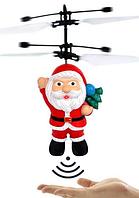Летающий Санта игрушка на Новый год
