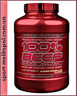 Scitec Nutrition 100% Beef Concentrate 2000 г