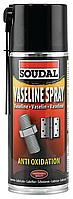 Смазка вазелиновая 400мл Vaseline Spray SOUDAL