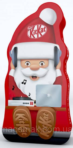 Коробка KitKat Santa Ж/Б без конфет