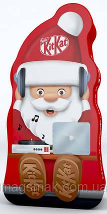 Коробка KitKat Santa Ж/Б без конфет, фото 2
