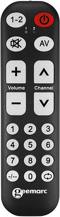 Универсальный пульт - Geemarc TV10, фото 2