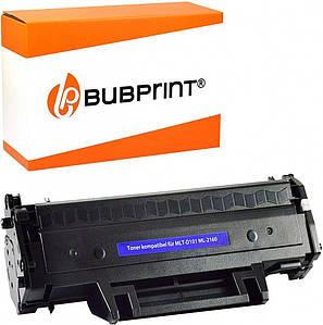 Картридж - Bubprint Toner Samsung mltd101ML  2160