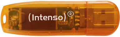 Флеш накопитель - Intenso Rainbow Line 64 GB USB-Stick USB 2.0 LPNHE398125489