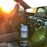 Спортивная бутылка-шейкер BlenderBottle SportMixer 820ml White (ORIGINAL), фото 3
