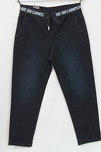 Турецкие женские темно-синие джинсы больших размеров 48-64