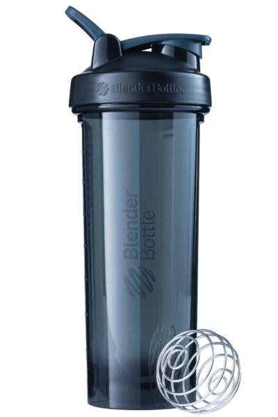 Спортивная бутылка-шейкер BlenderBottle Pro28 Tritan 820ml Black (ORIGINAL)